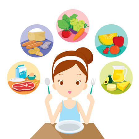 Hoe voeding ons gedrag beïnvloedt