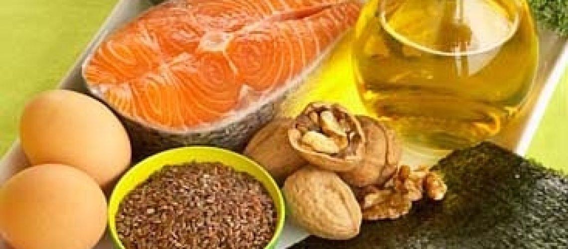 Omega-3 fatty acid foods